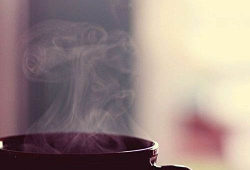 A Cup of Warmth..