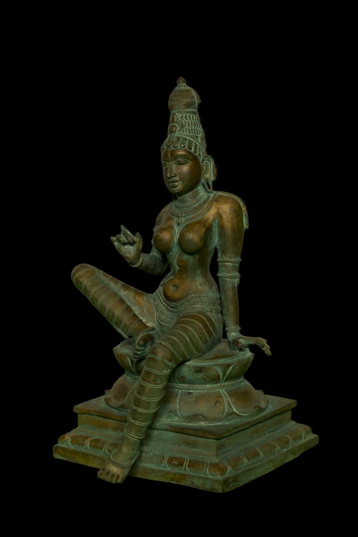 Boga Sakthi 10 Inch- Left View