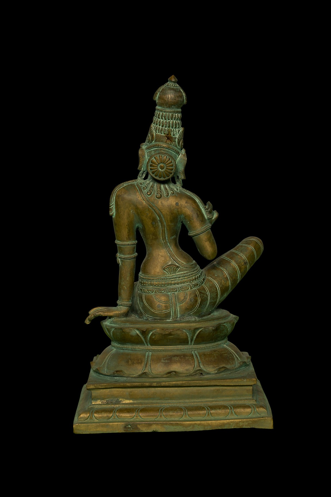 Boga Sakthi 10 Inch- Rear View
