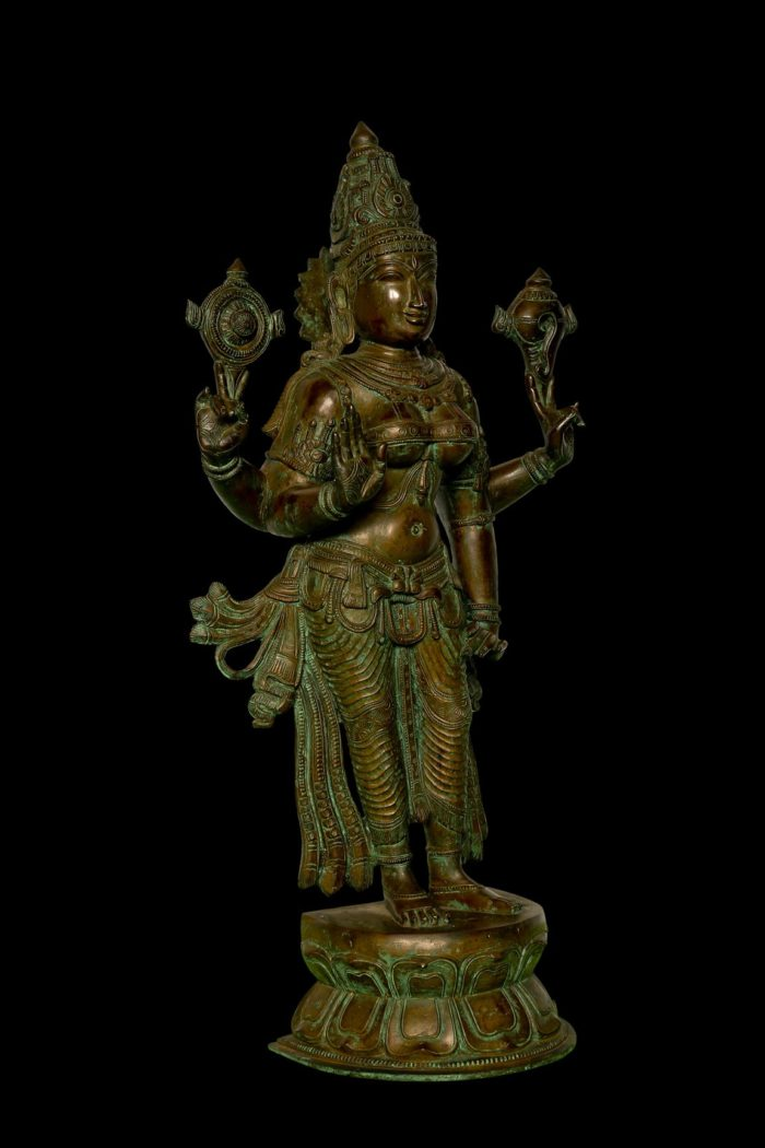 Vishnu Durga 24 Inch- Right View