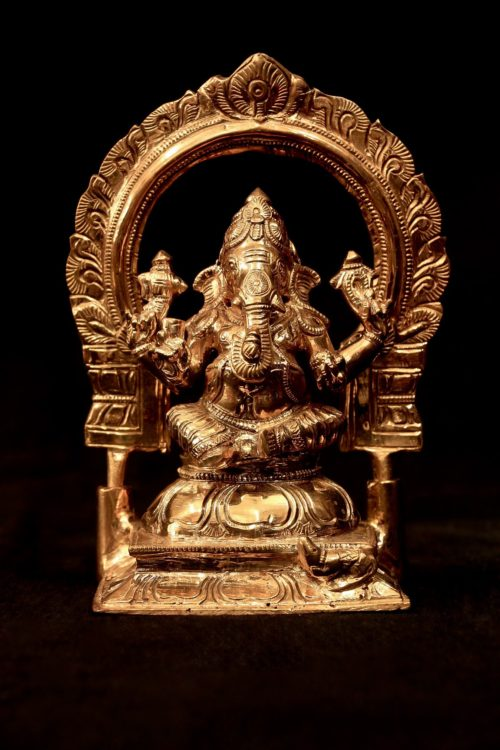 Ganesh 6 Inch- Front View