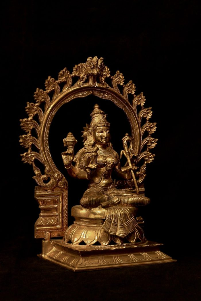 Kamakshi 12 Inch- Right View