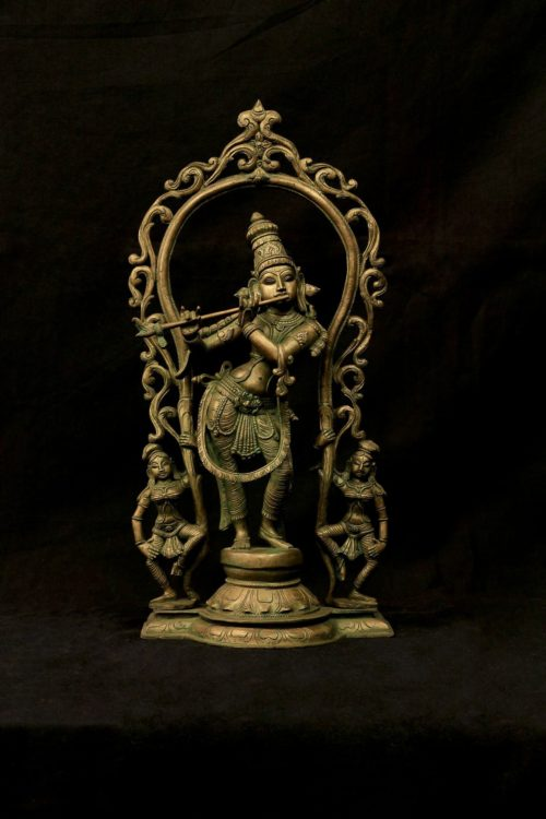 Krishna 18 Inch- Front View
