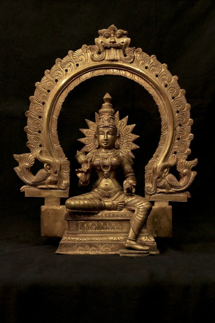 Lalithambigai 20 Inch- Front View