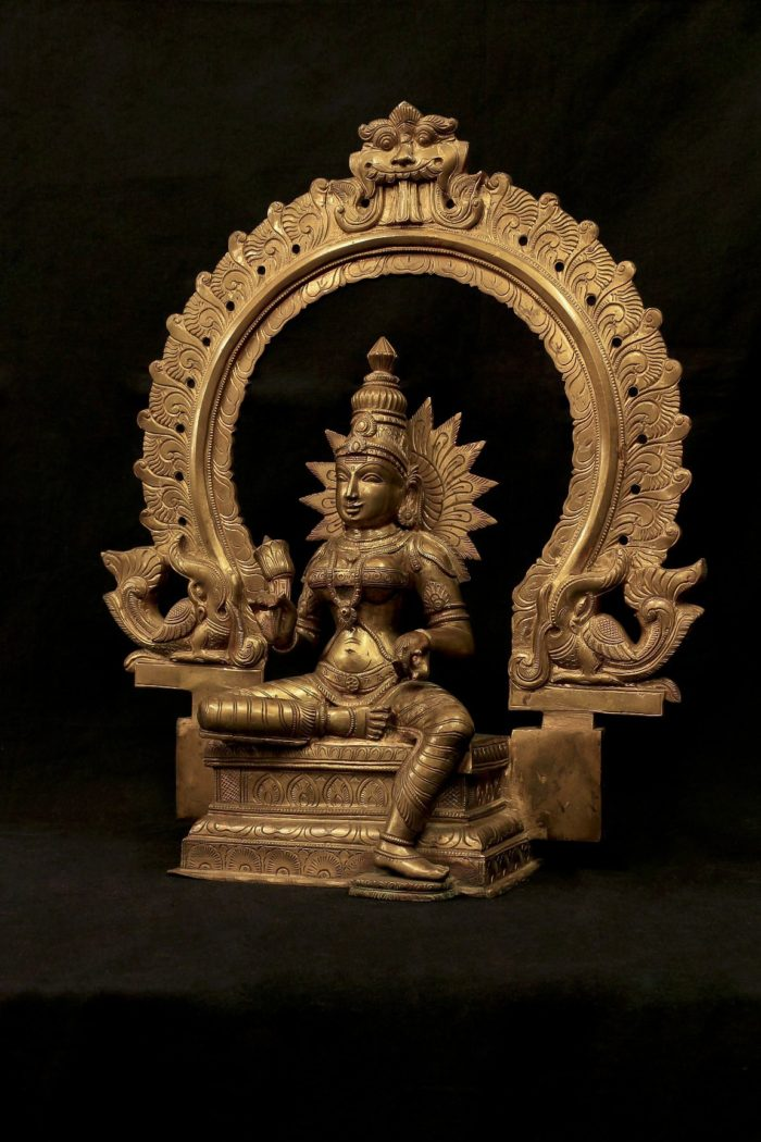 Lalithambigai 20 Inch- Left View
