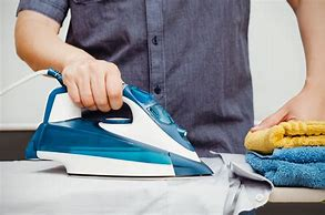 Iron your clothes
