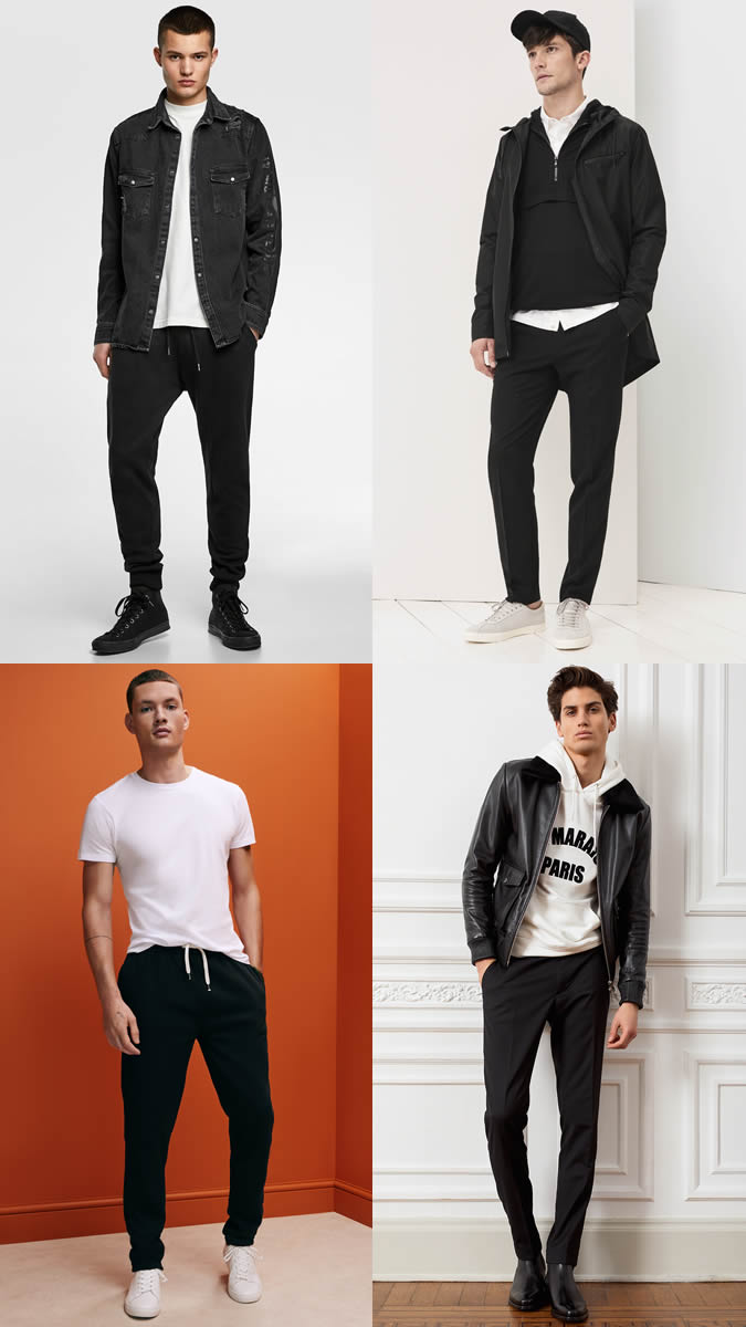fashionable , monochrome meaning