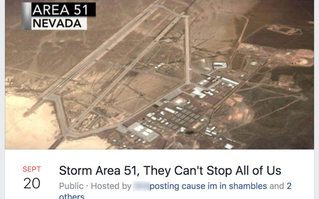 What is AREA 51 about? Why are people going there?