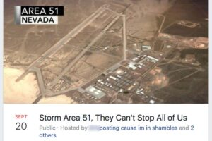 Wjat is area 51 about