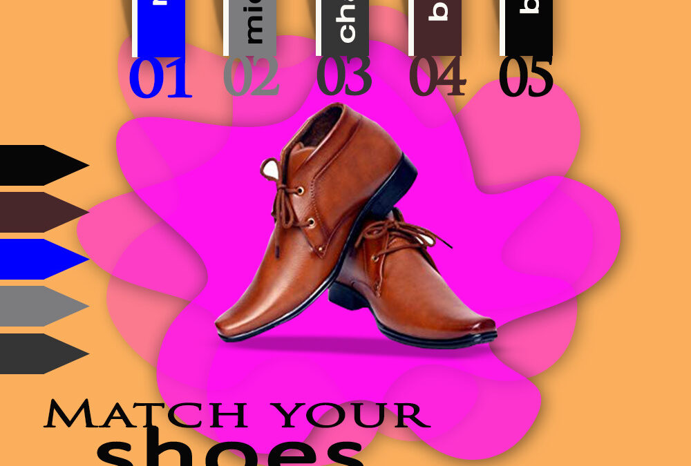Suits with Shoes | Have you matched Shoes with Suits
