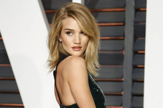rosie huntington hottest women in the world right now