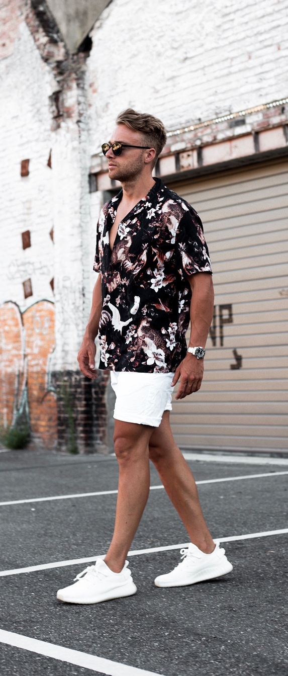 How to Style Hawaiian Shirts for men this Summer 2020 | The ...