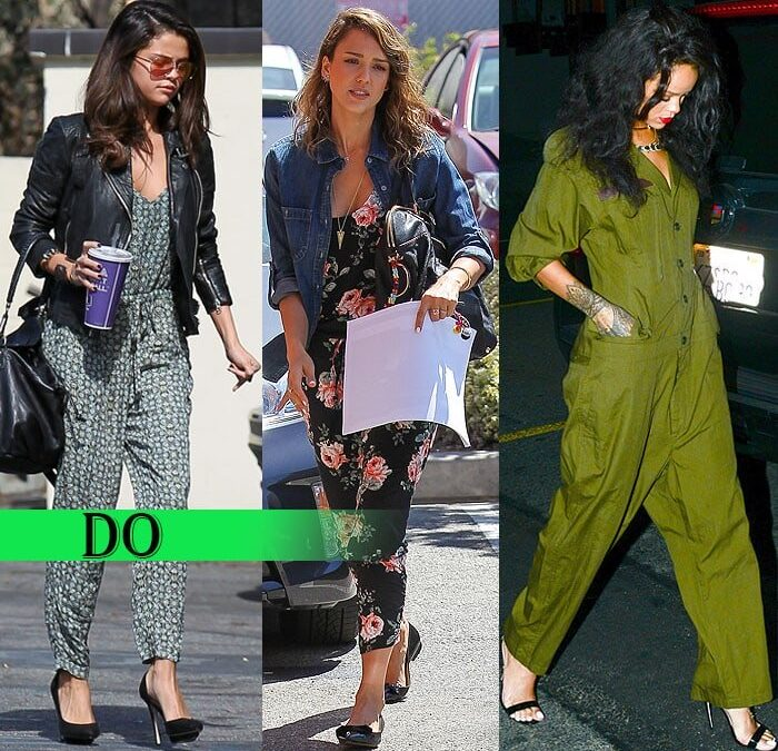 Gorgeous Ways to Wear Jumpsuits for Women 2020