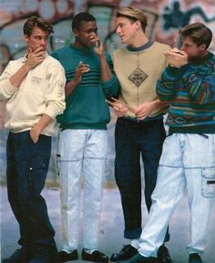 90s fashion for men