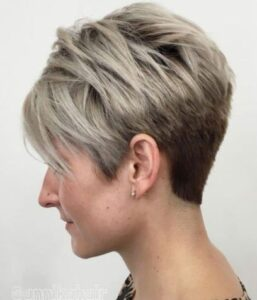 12 most fashionable pixie cut