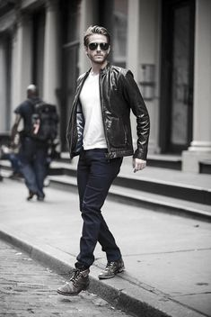 leather jacket for men 2020