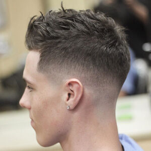 most stylish crew cut haircut for men