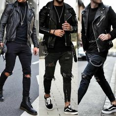 3 Tips to Look Stylish in Leather Jacket for Men 2020