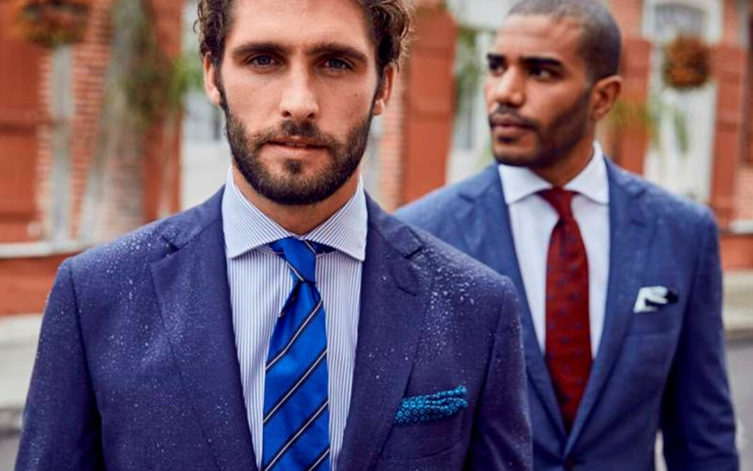 How to Wear Blue Suit for Men 2020?