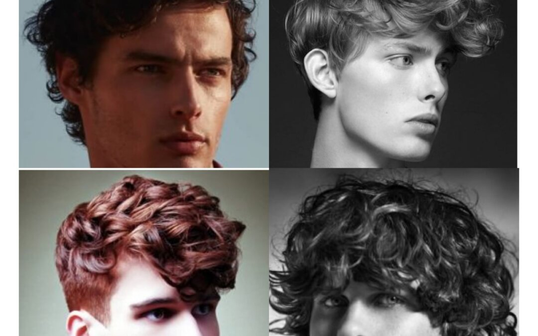 18 Top Curly Haircuts for men 2020