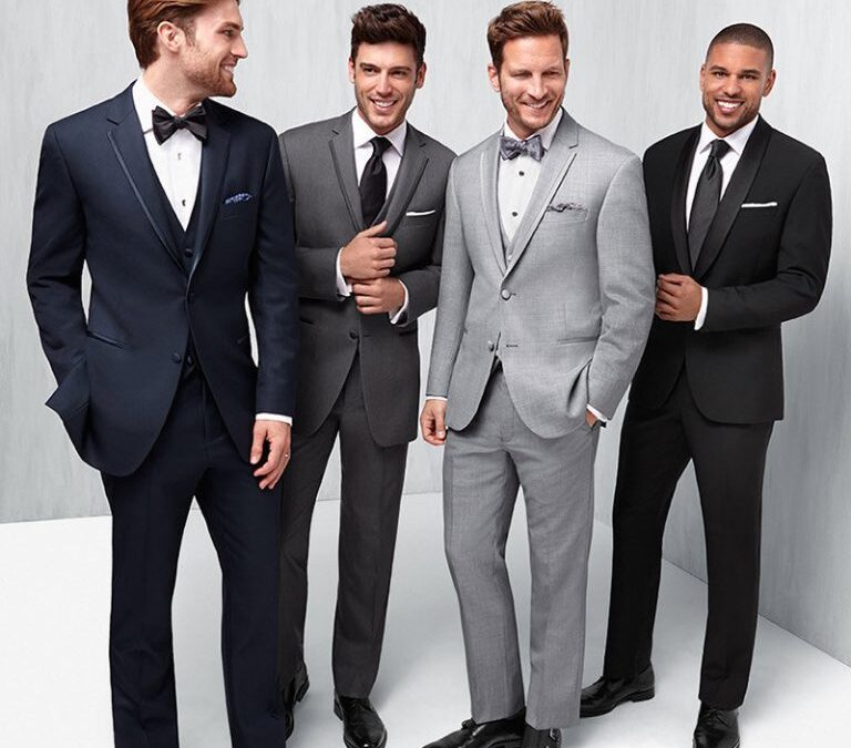 Men's Guide to Wear Formal Attire for Men 2020.