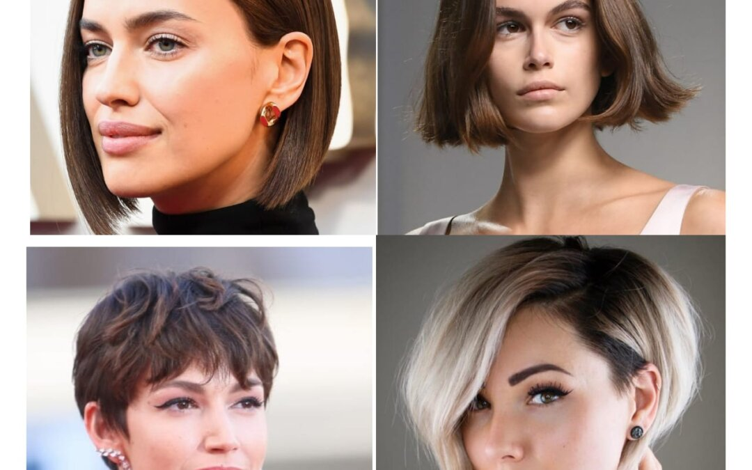 30+ Gorgeous Short Haircuts for Women 2020