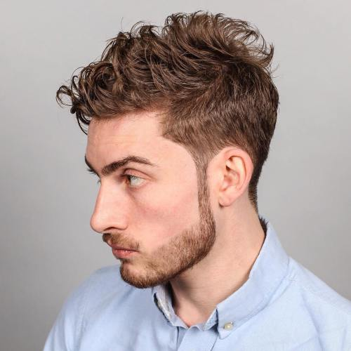 medium length hairstyles for men