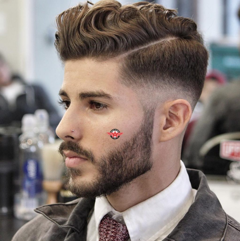 men's wavy haircuts for men 2020