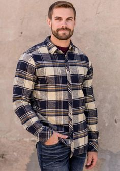 flannel shirts for men 2020