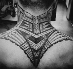 tattoo for the neck tattoos for men