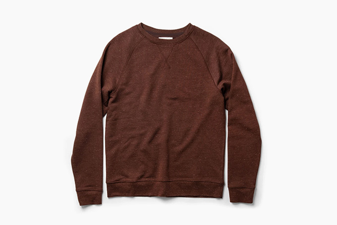 TAYLOR STITCH 'THE CREWNECK'