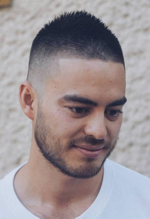 buzz cut styles for men
