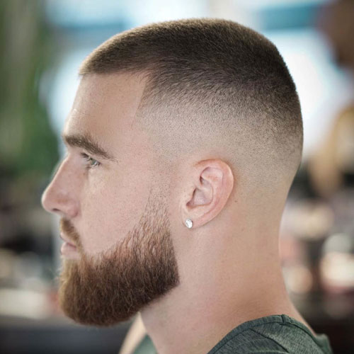buzz cut styles 2020