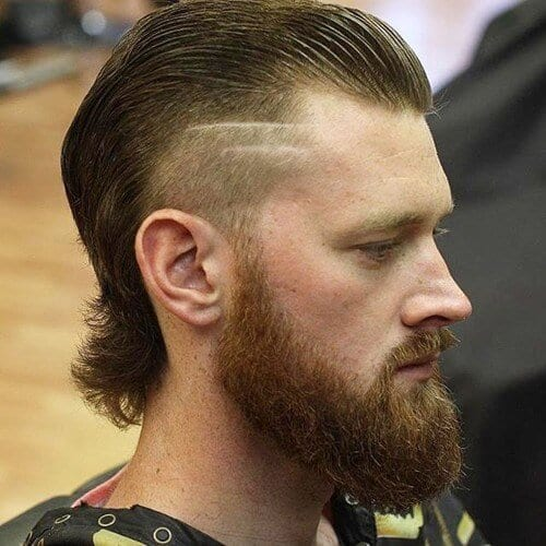 mullet haircut for men