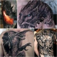 Japanese Dragon Tattoo Meaning and Best Dragon Tattoo Ideas