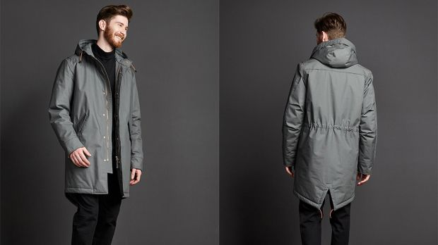 parkas for men