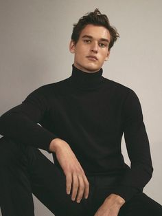 turtleneck for men
