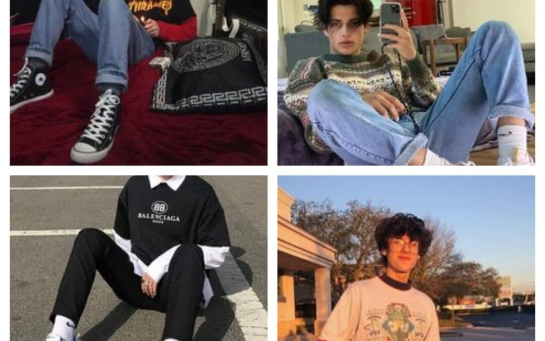 What is a soft boy aesthetic and outfits? Soft Boy Starter Pack