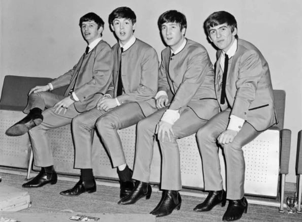 Chelsea boots by beatles