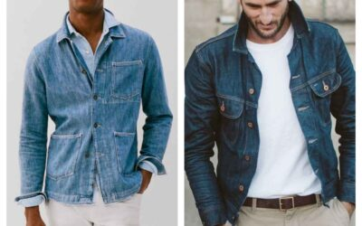 10 Best Denim Jackets for Men 2021