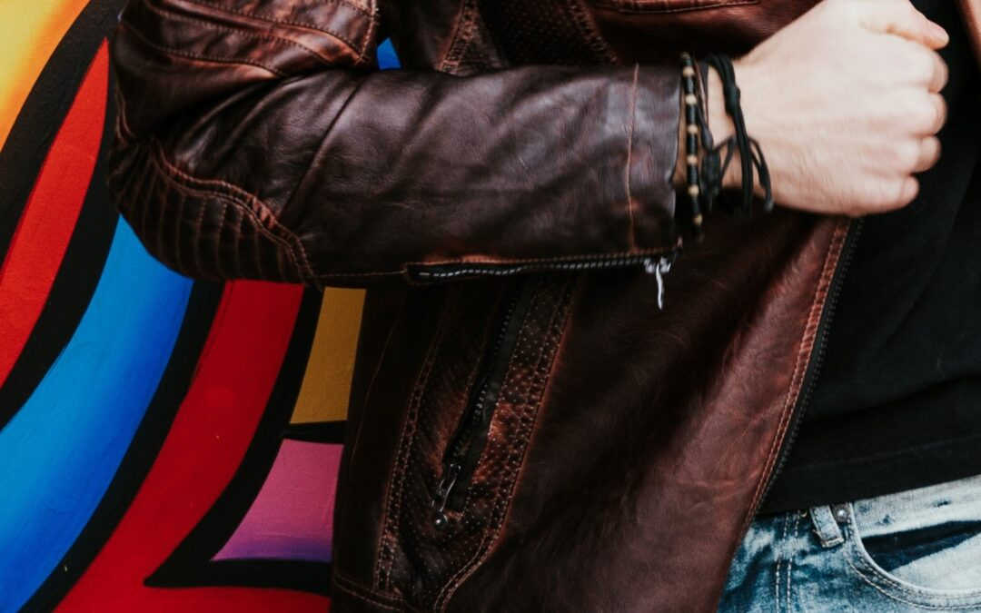 The Leather Biker Jacket; Why is it so Popular?