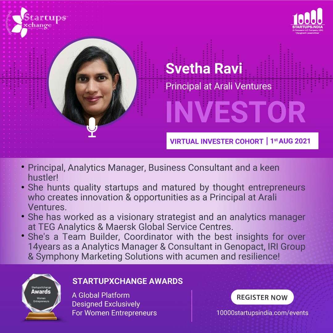 Svetha-Ravi