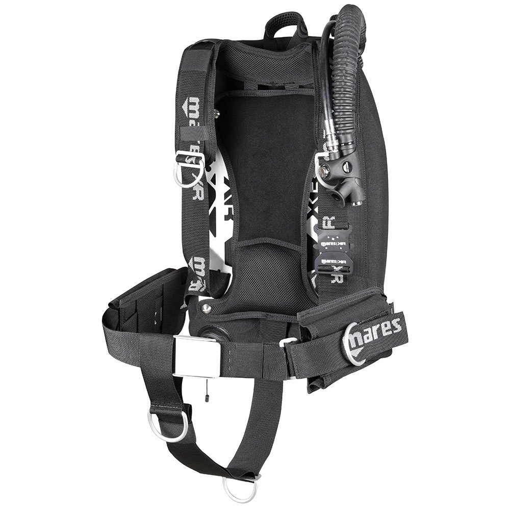 mares-xr-rec-single-backmount-set
