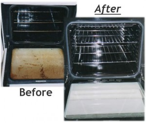 Oven Cleaning East Grinstead, Felbridge by Miss Tidy