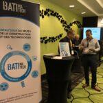 Francis Bissonnette banniere Batimatech panel sur le processus de conception intégrée Batimatech a Contech Batiment
