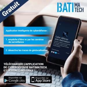 Poisson d'avril Batimatech - Application Batimatech