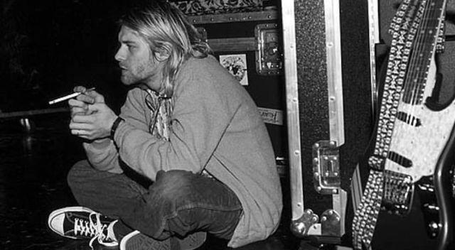 Kurt Cobain Smoke