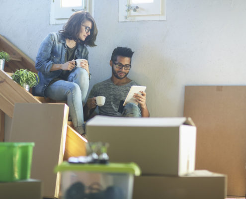 moving in checklist - how to keep your deposit