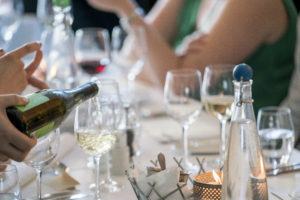 what is tenants liability insurance? - friends having a dinner party
