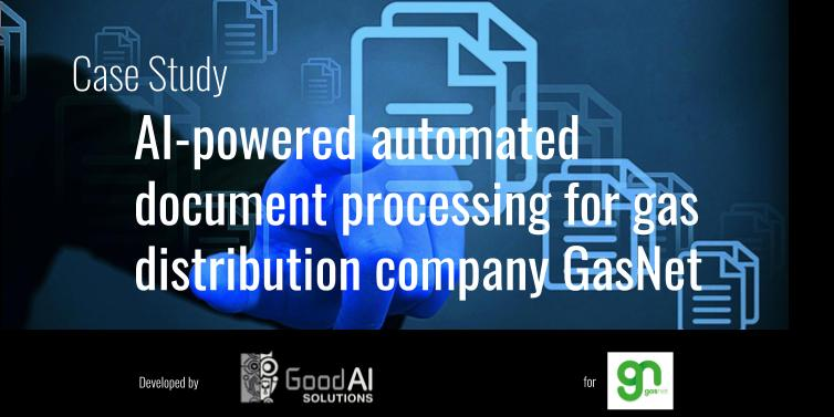 Case study: AI-powered automated document processing